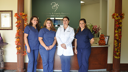 Cosmetic & Family Dentistry's Dental Team